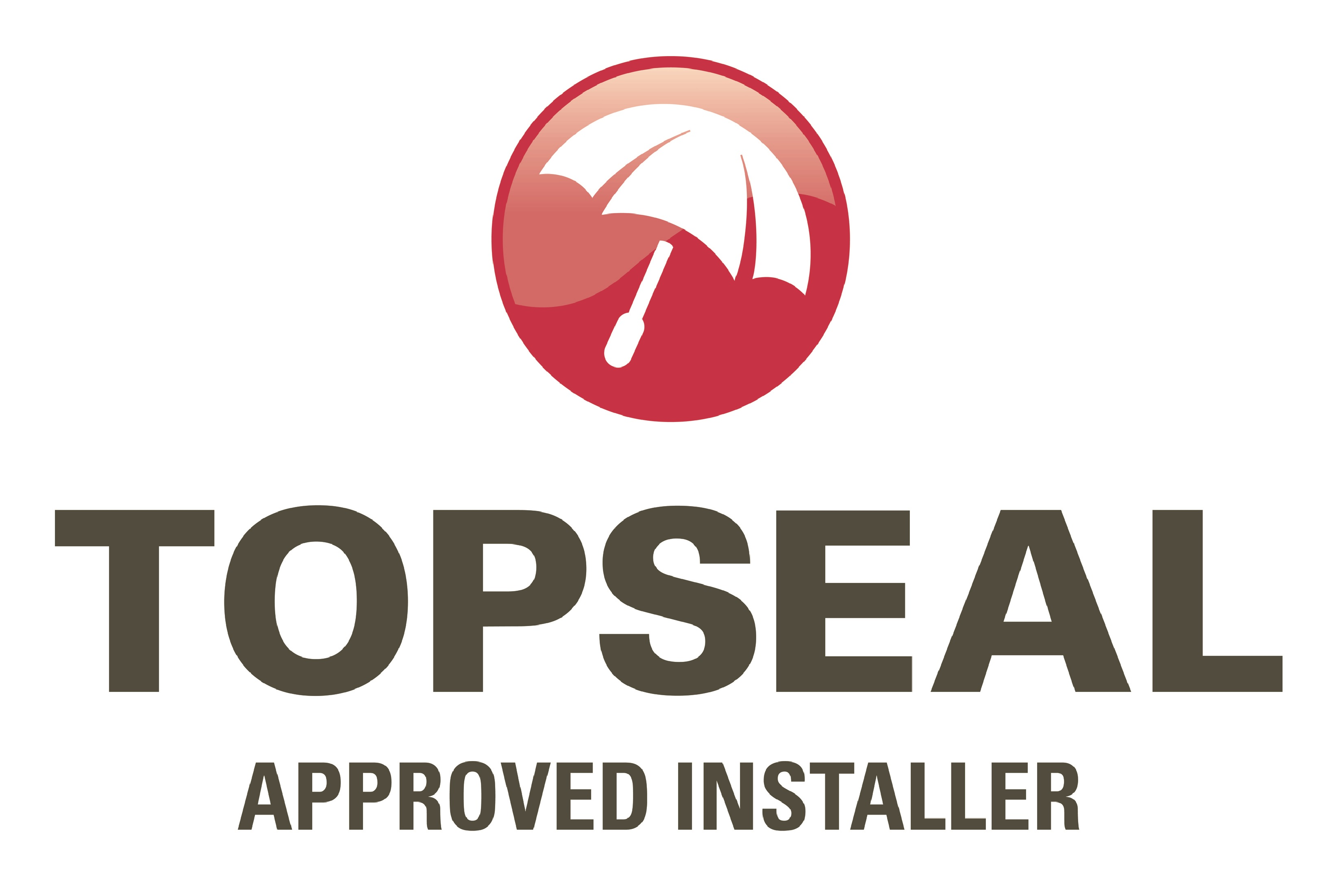 topseal approved installer logo peter dodds